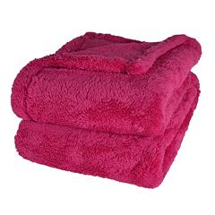Better Living Plush Throw