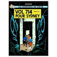 Art.com 'Tintin Vol 714 Pour Sydney' Framed Wall Art