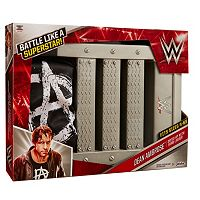 WWE King of the Ring Dean Ambrose Ladder & Belt Prop Set