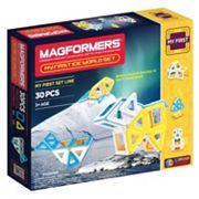 Magformers 30 pc Ice World Set