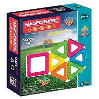 Magformers 14 pc Neon Set