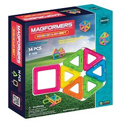 Magformers 14-pc. Neon Set