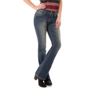Juniors' Wallflower Legendary Bootcut Jeans