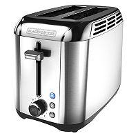 Black & Decker Rapid Toast 2-Slice Toaster