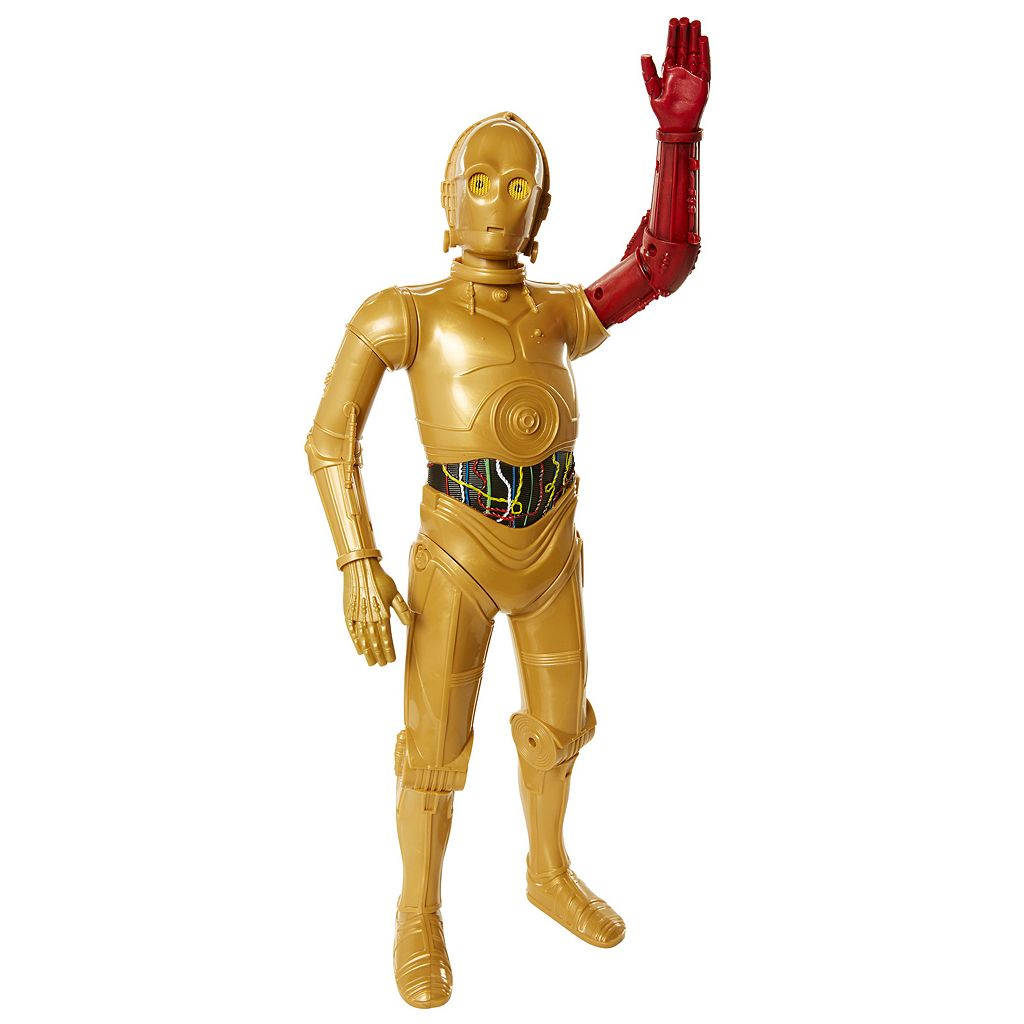 Star Wars: Episode VII The Force Awakens C3PO 31