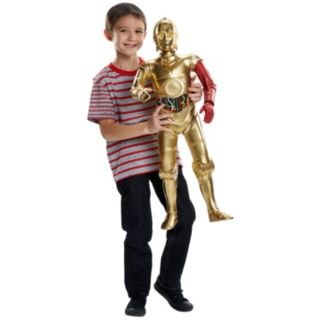 "Star Wars: Episode VII The Force Awakens C3PO 31"" Big-Figs Figure"