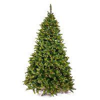 Vickerman 7.5-ft. Pre-Lit Cashmere Pine Artificial Christmas Tree