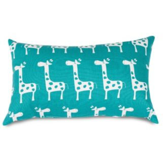 Majestic Home Goods Stretch Oblong Throw Pillow