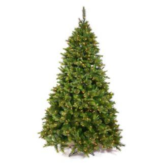 Vickerman 8.5-ft. Pre-Lit Cashmere Pine Artificial Christmas Tree