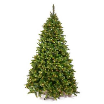 Vickerman 8.5-ft. Pre-Lit Cashmere Pine Artificial Christmas Tree