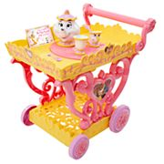 Disney's Beauty and The Beast Belle's Tea Cart Set