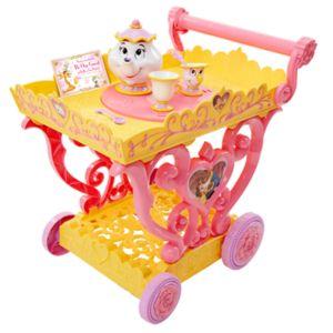 Disney Princess Beauty and the Beast Mrs. Potts Musical Tea Party Cart