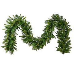 Vickerman 9-ft. x 18' Faux Cashmere Garland