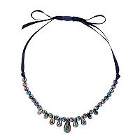 Toddler Girl OshKosh B'gosh® Beaded Tear-Drop Necklace