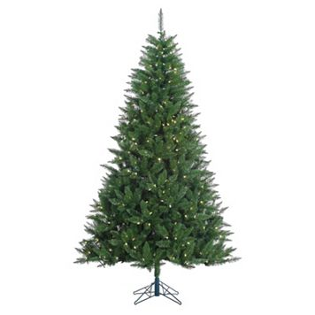 Vickerman 7.5-ft. Pre-Lit Lincoln Fir Artificial Christmas Tree
