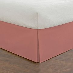 Tailored Poplin Bed Skirt