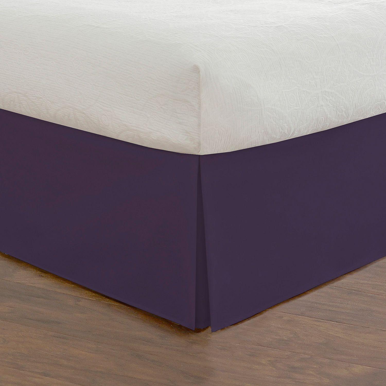 purple bed skirt kohls – modern trending things photo blog