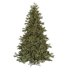 Vickerman 7.5-ft. Pre-Lit Frasier Fir Deluxe Artificial Christmas Tree