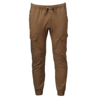 Men's Dusted Stretch Twill Cargo Jogger Pants