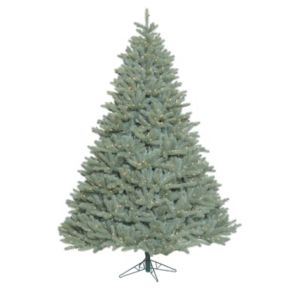 Vickerman 7.5-ft. Pre-Lit Colorado Blue Spruce Artificial Christmas Tree