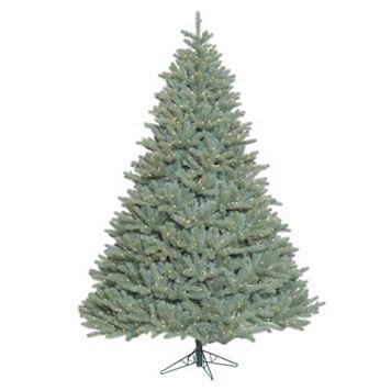 Vickerman 7.5-ft. Pre-Lit Colorado Blue Spruce Artificial Christmas Tree