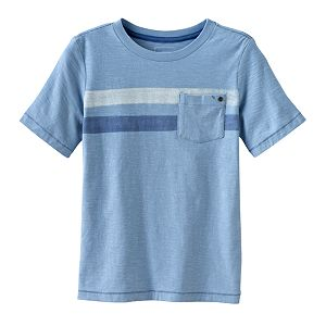 Boys 4-7x SONOMA Goods for Life™ Striped Pocket Tee