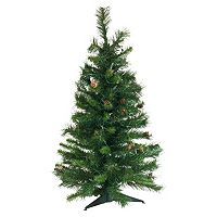 Vickerman 3-ft. Cheyenne Pine Artificial Christmas Tree