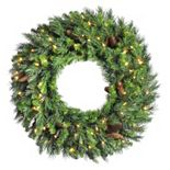 Vickerman 48-in. Cheyenne Artificial Pine Wreath