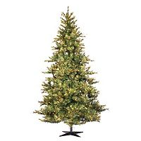 Vickerman 7.5-ft. Pre-Lit Slim Mixed Country Pine Artificial Christmas Tree