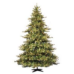 Vickerman 7.5-ft. Pre-Lit Mixed Country Pine Artificial Christmas Tree