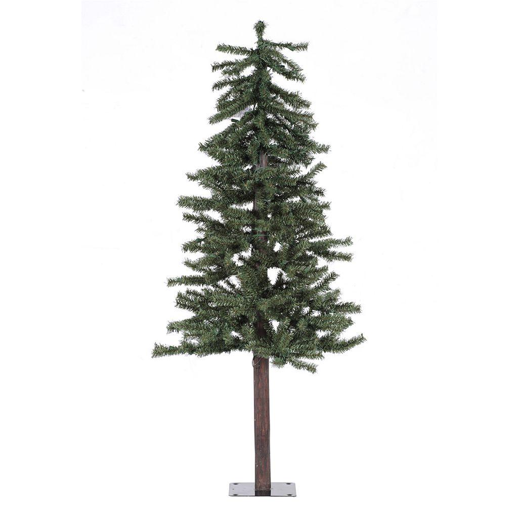 Vickerman 4-ft. Natural Alpine Artificial Christmas Tree