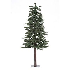 Vickerman 4-ft. Natural Alpine Artificial Christmas Tree