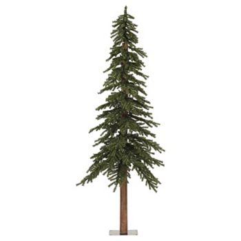 Vickerman 7-ft. Natural Alpine Artificial Christmas Tree