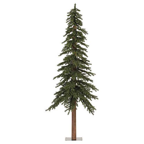 - Vickerman 7-ft. Natural Alpine Artificial Christmas Tree