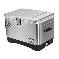 Igloo Stainless Steel 54-Quart Cooler