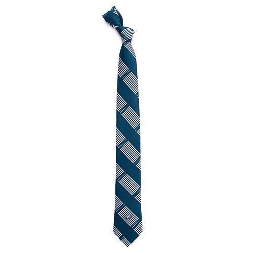 Men's NFL Plaid Skinny Tie
