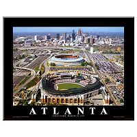Art.com Turner Field Atlanta Georgia Wall Art