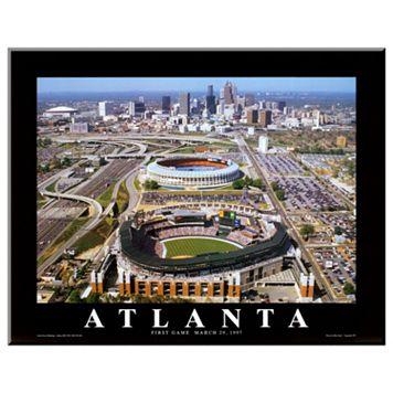 Art.com Turner Field Atlanta Georgia Wall Art