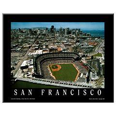 Art.com Pac Bell Park San Francisco Wall Art