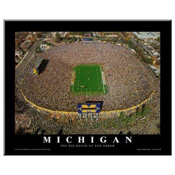 Art.com Michigan Ann Arbor Wall Art