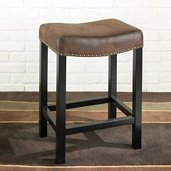 Armen Living Laurel Counter Stool