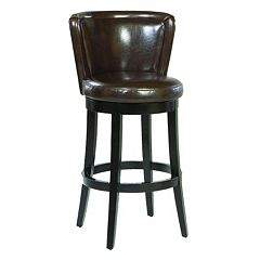 Armen Living Ivy 26' Swivel Counter Stool