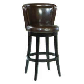 "Armen Living Ivy 26"" Swivel Counter Stool"