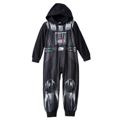 Star Wars Darth Vader Fleece Union Suit