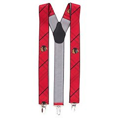 Men's NHL Oxford Suspenders