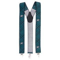 Men's NHL Oxford Suspenders