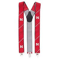 Men's NCAA Oxford Suspenders