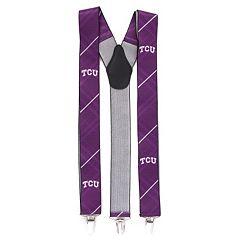 Men's NCAA Oxford Suspenders