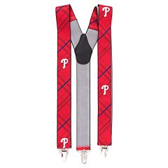 Men's MLB Oxford Suspenders