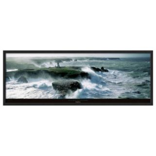 """Art.com """"Avis De Coup De Vent Sur Les Poulains"""" Framed Wall Art"""